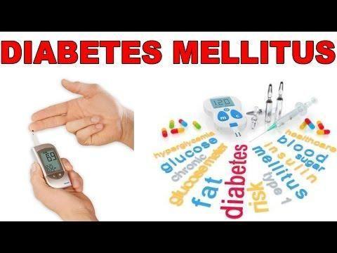 Diabetes Mellitus Types