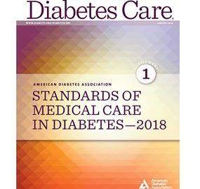 American Diabetes Association 2017 Guidelines