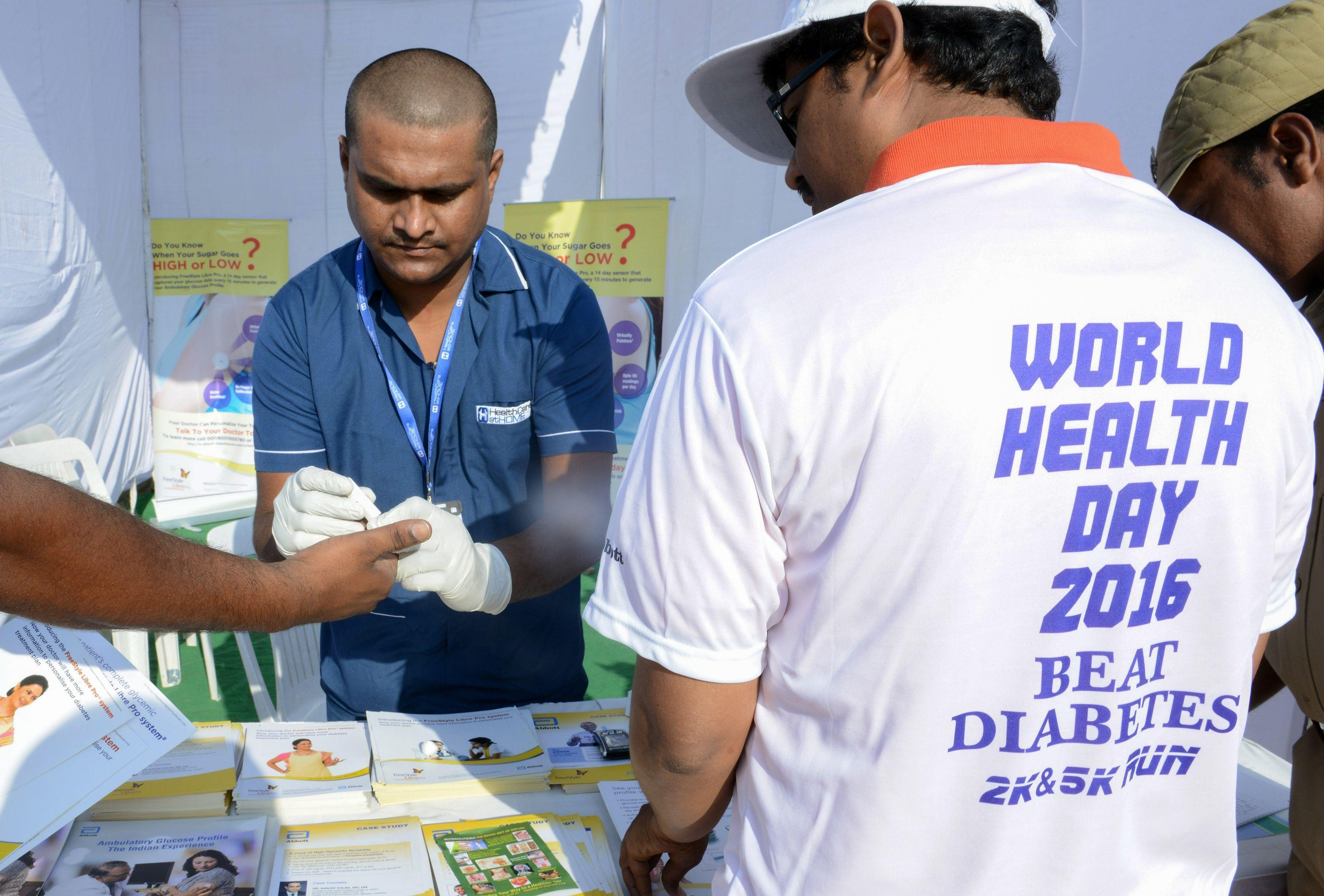 How Many People Are Affected By Diabetes In India?