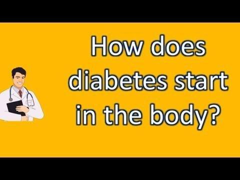 How Does Diabetes Start?