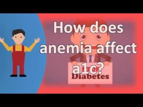 How Does Anemia Affect A1c?