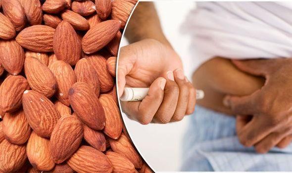 Almonds Diabetes