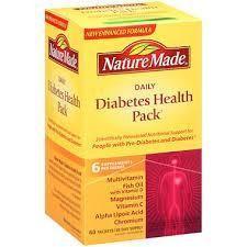 Best Diabetic Vitamin Pack