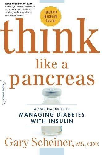 Think Like A Pancreas Epub