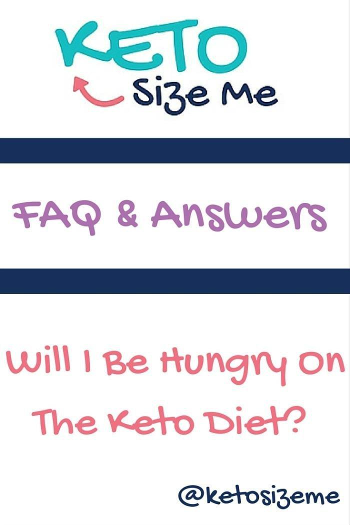 Will I Be Hungry On The Keto Diet?