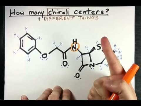 How Many Chiral Centers Are There In The Open Chain Form Of Glucose In The Cyclic Form?
