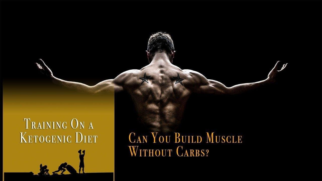 Training On A Ketogenic Diet: Can You Build Muscle Without Carbs?