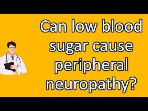 Why Do Diabetics Sweat When Low?