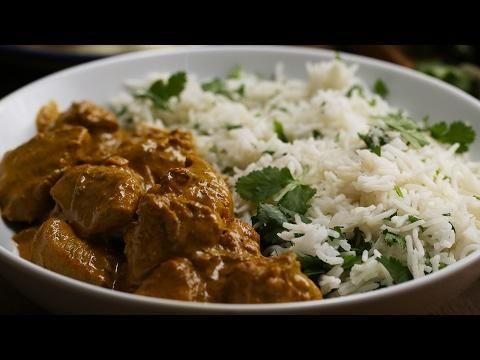 Diabetic Chicken Korma