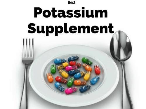 Best Potassium Supplement To Take On A Ketogenic Diet