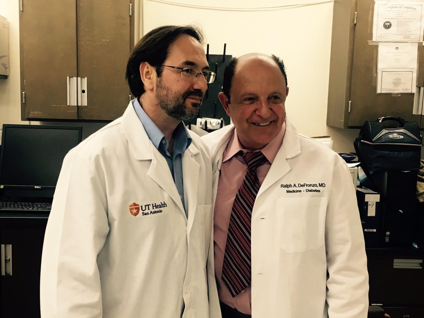 UT Health San Antonio team cures diabetes in mice without side effects