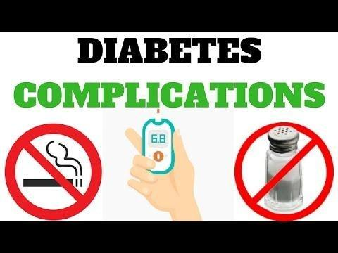 How To Avoid Complications From Type 1 Diabetes