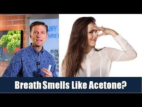 Acetone Breath From A High-fat Ketogenic Diet