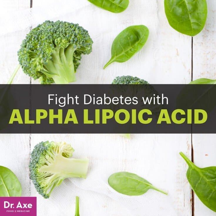 Alpha Lipoic Acid: Improve Insulin Sensitivity & Fight Diabetes!