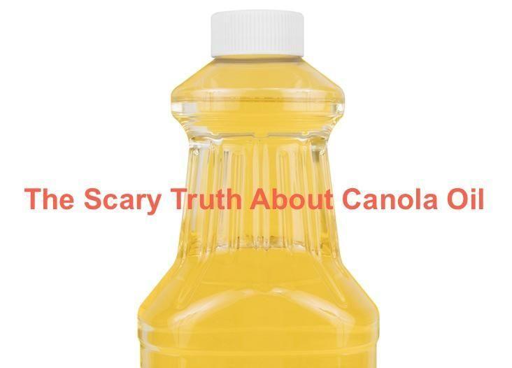 Canola Oil Causes Diabetes