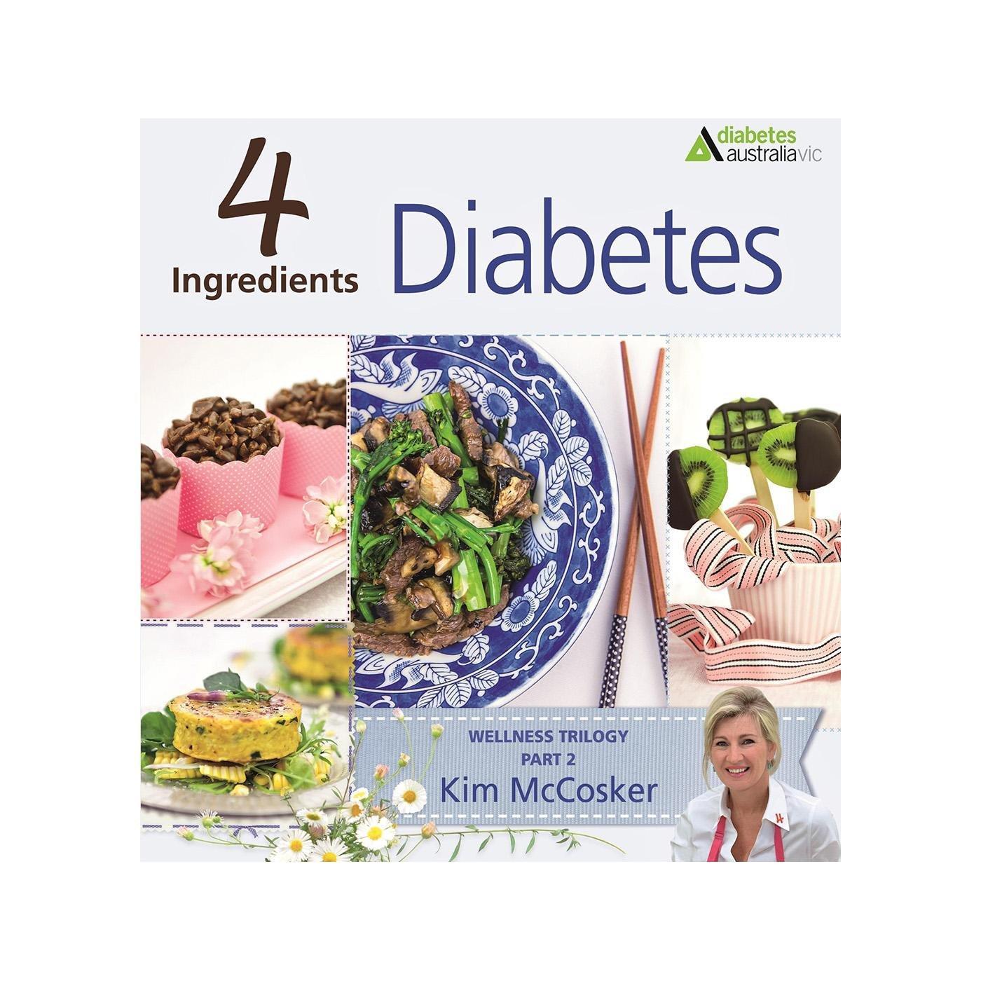 4 Ingredients Diabetes Recipes