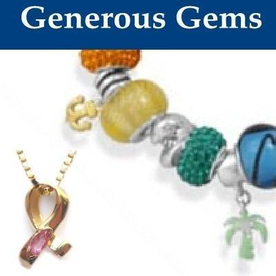 Awareness Jewelry :: Generous Gems