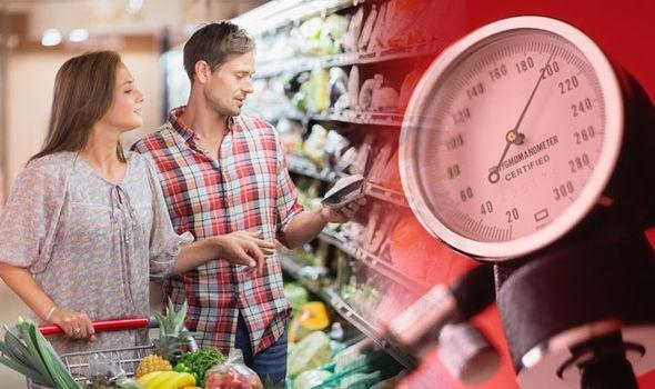 High Blood Pressure Diet: What You Should Be Eating To Lower Reading In Two Weeks