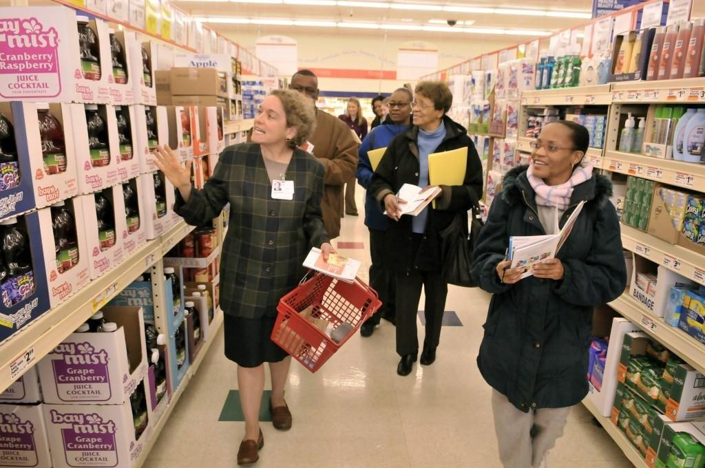 Shop Right, Save-a-lot, And Be Healthy Grocery Store Tours