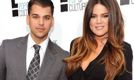 Khloe Kardashian Recalls Emotional Rob Kardashian ''Intervention,'' Says She's Seen a ''Great Transformation'' Since Diabetes Diagnosis