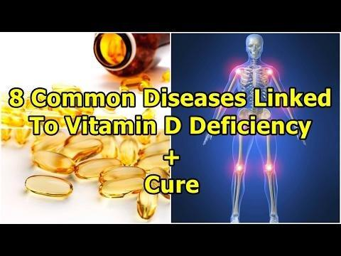 Vitamin D Levels Linked To Type 2 Diabetes Risk