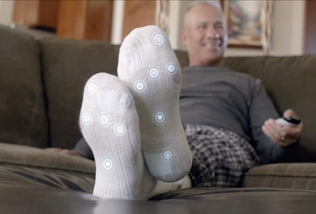 Biomedical Engineer Says Her New Smart Socks Can Save The Lives And Limbs Of Diabetics