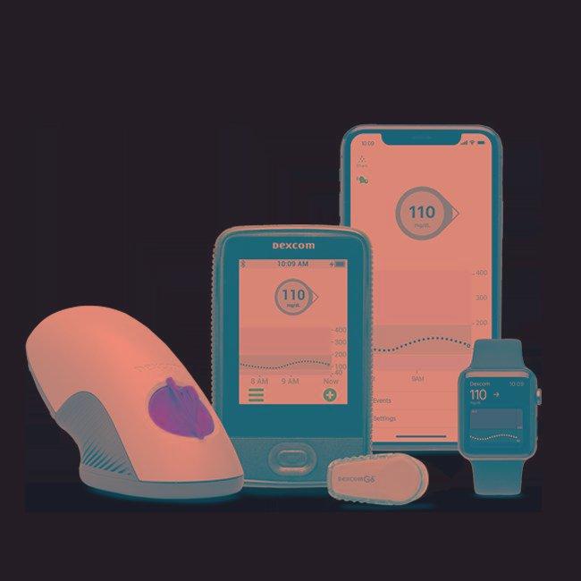 Dexcom G6 Continuous Glucose Monitoring (cgm) System | Zero Fingersticks