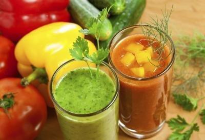 Raw Vegetable Juice For Diabetics