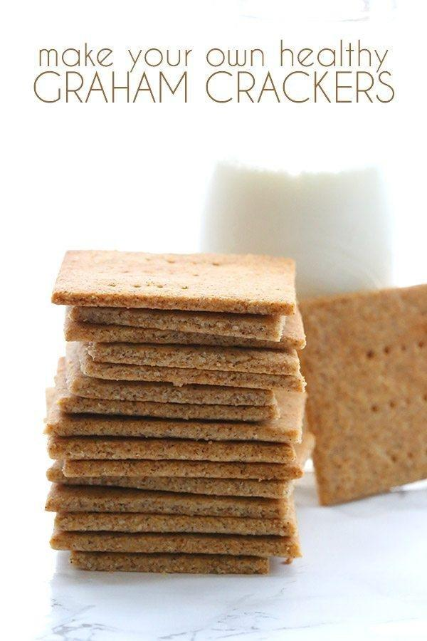 Sugar-free Graham Crackers Grain-free And Low Carb