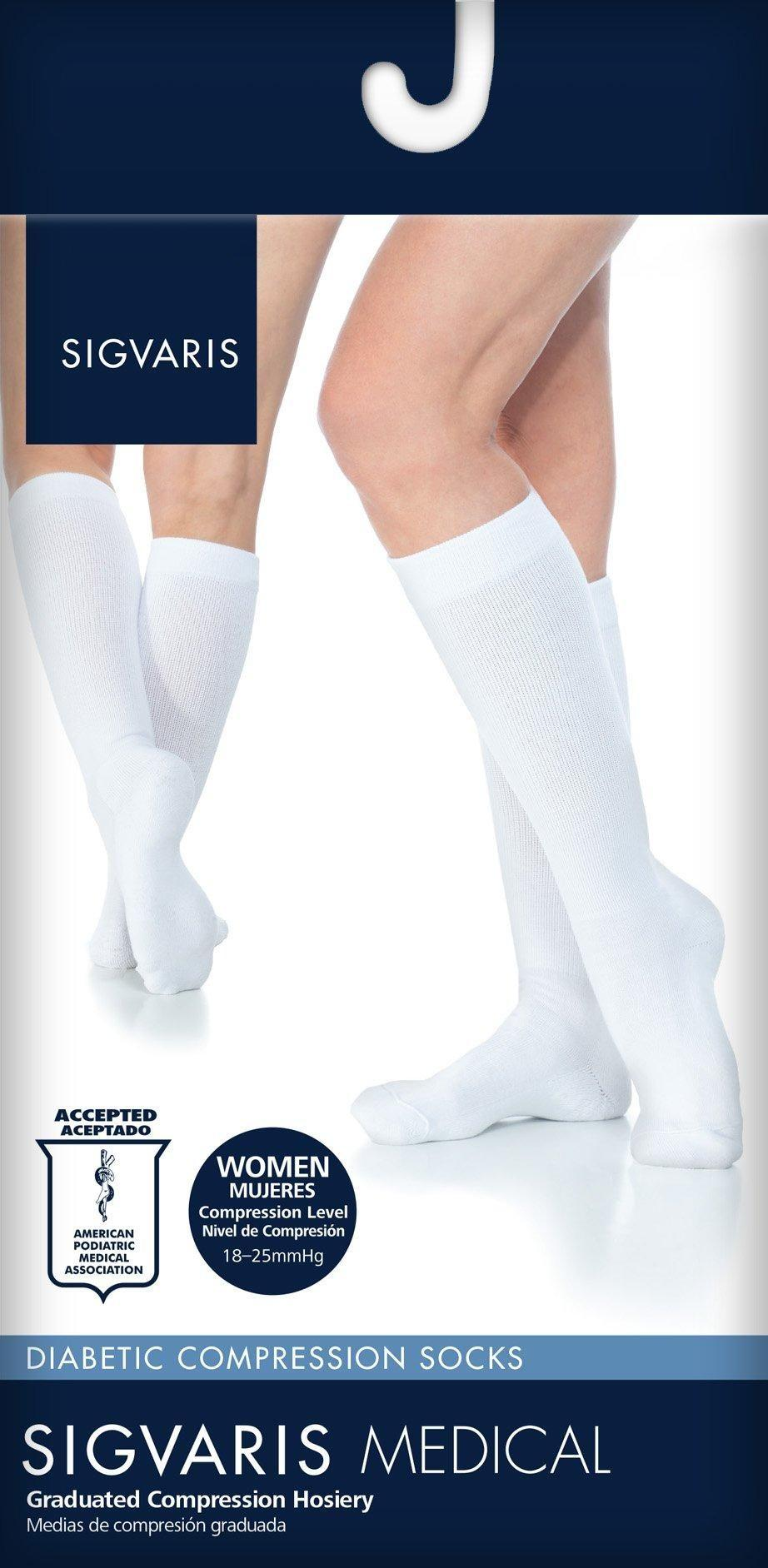 Diabetic Compression Socks For Women By Sigvaris
