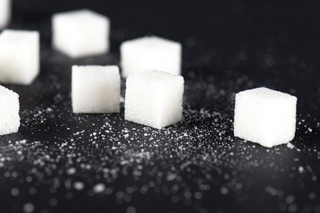 Can you get diabetes from eating too much sugar?