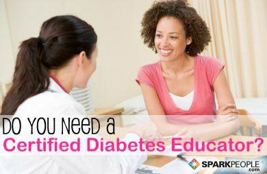 Why Do I Need To See A Diabetes Educator?