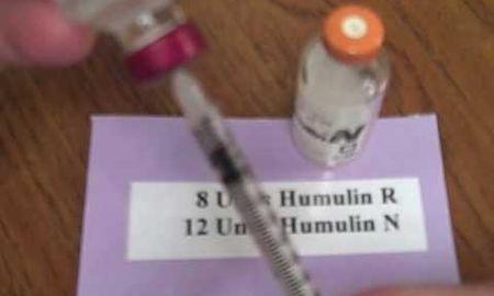 Mixing Short And Intermediate Acting Insulin