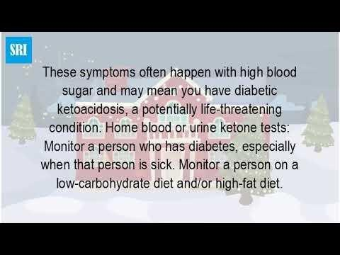 What Does Ketoacidosis Mean?