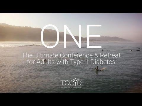 One: The Ultimate Conference & Retreat For Adults With Type 1 Diabetes