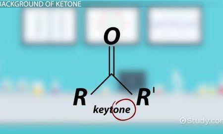 What Is The General Formula Of A Ketone?